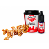 Coffee Mill Glazed Popcorn
