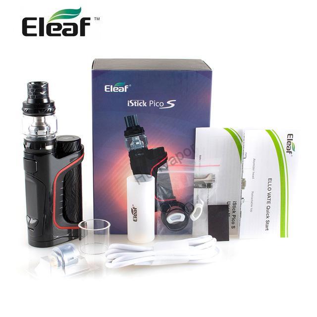 Profi Készletek-MOD | Eleaf iStick Pico S 100W TC Kit 4000mAh | www.hunvapor.com