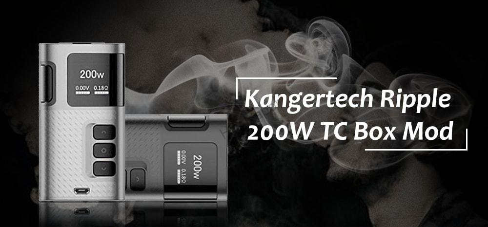 Kangertech Ripple 200W TC Box MOD