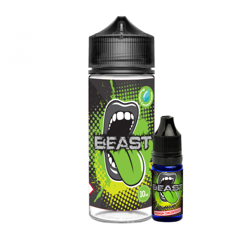 Big Mouth Shake & Vape Beast 120ml/10ml