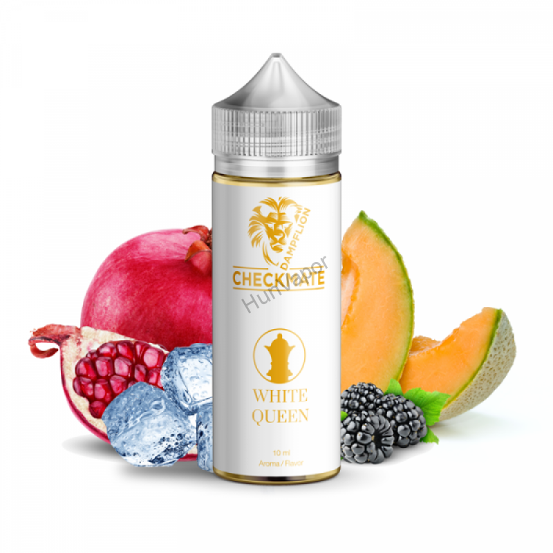 Dampflion White Queen 10ml