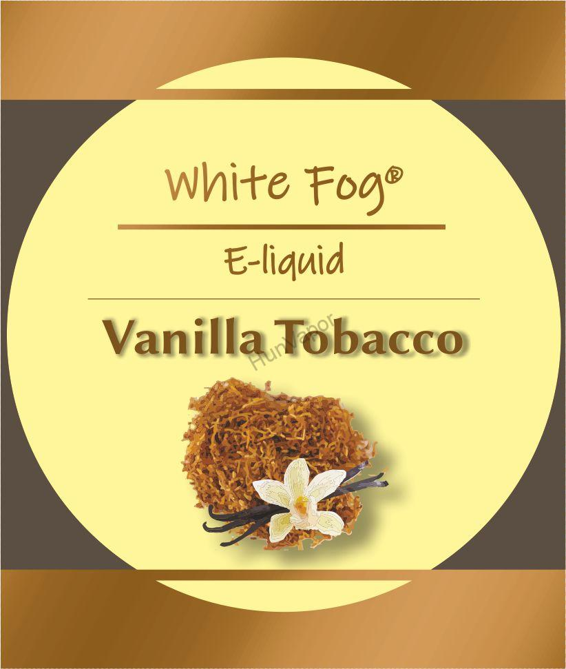 White Fog Vanilla Tobacco 100ml