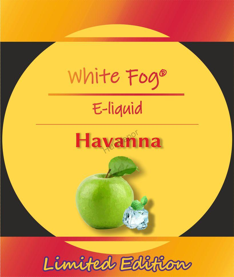 White Fog Havanna 100ml