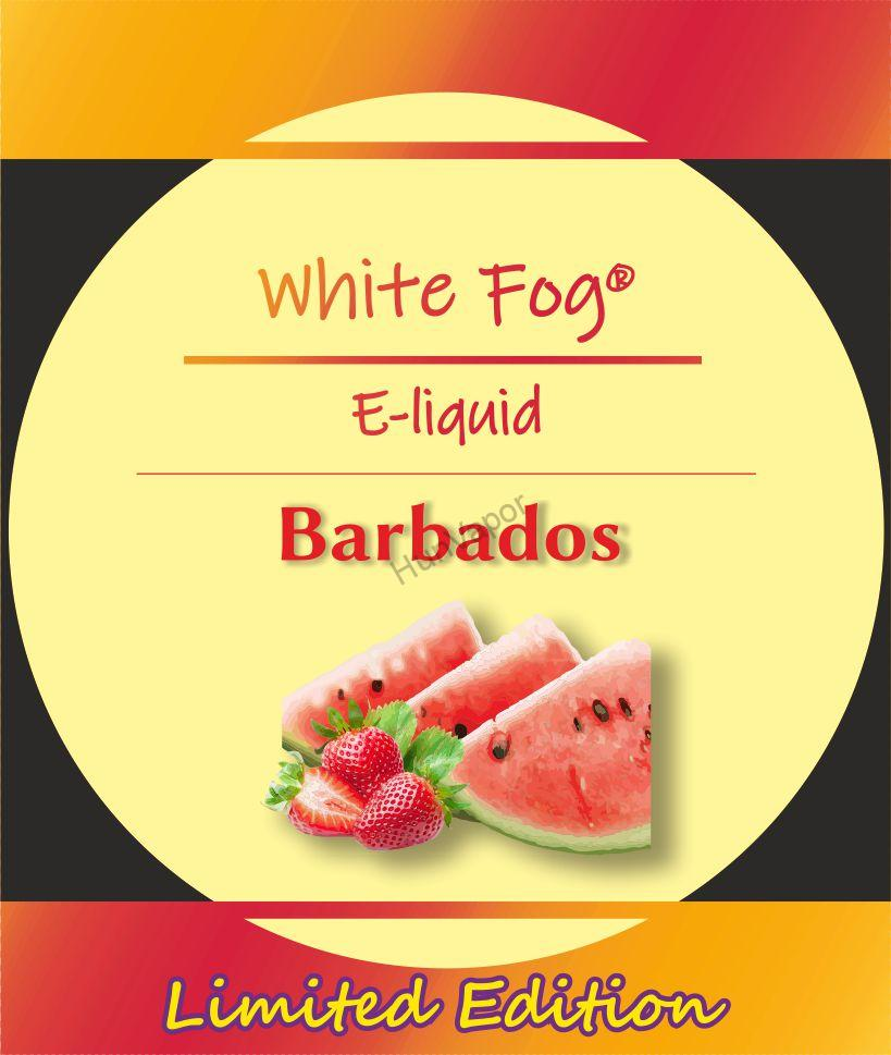 White Fog Barbados 100ml