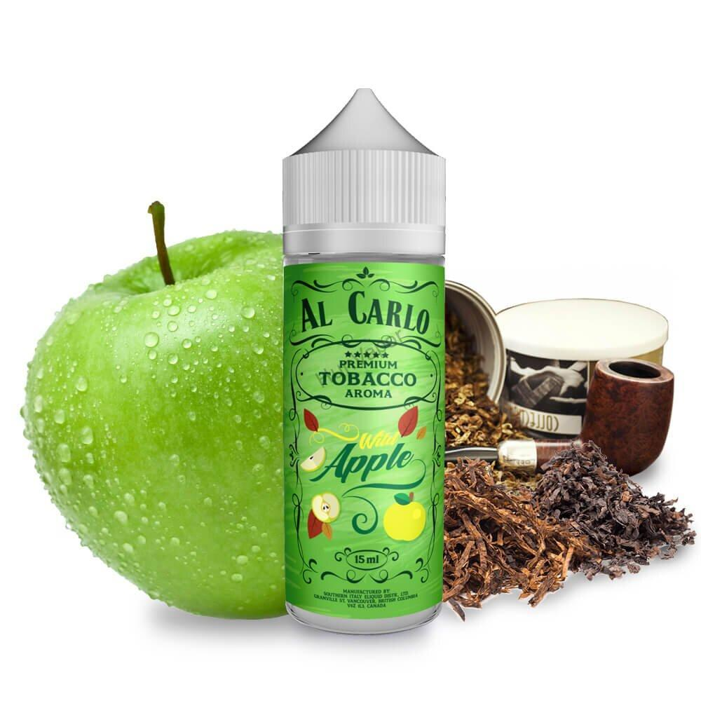 Al Carlo Shake and Vape Wild Apple 120ml/15ml