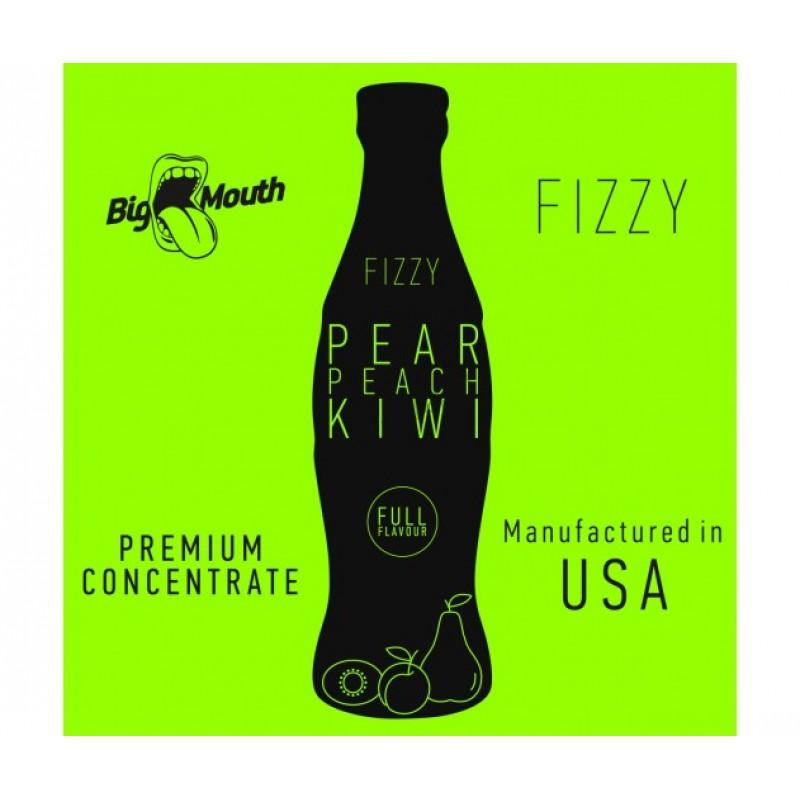 Big Mouth Fizzy Pear Peach Kiwi