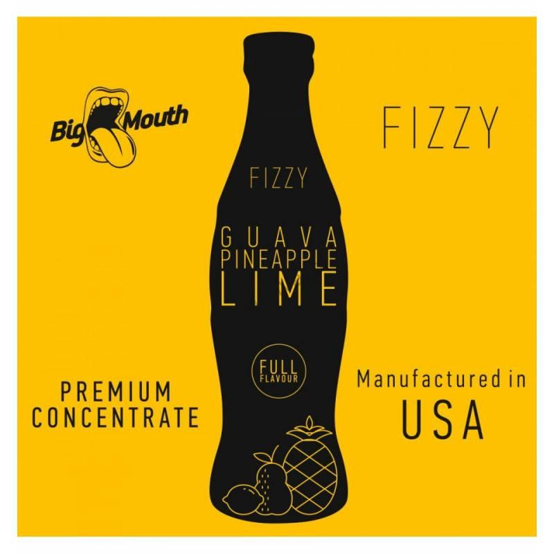 Big Mouth Fizzy Guava Pineapple Lime