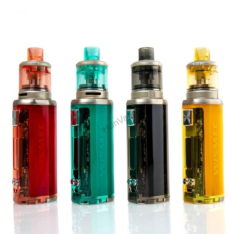 WISMEC SINUOUS V80 80W TC Kit