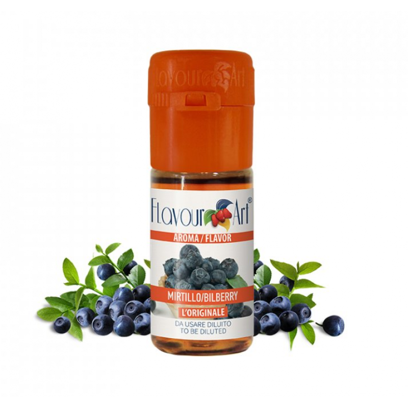 FlavourArt Bilberry 10ml