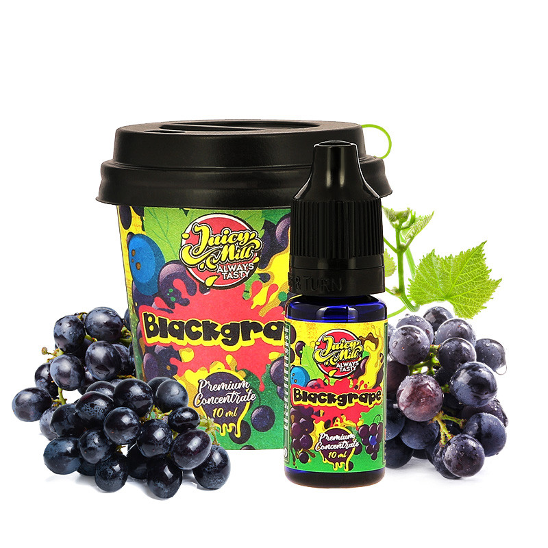 Juicy Mill BlackGrape