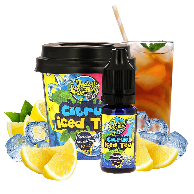 Juicy Mill Citrus Iced Tea