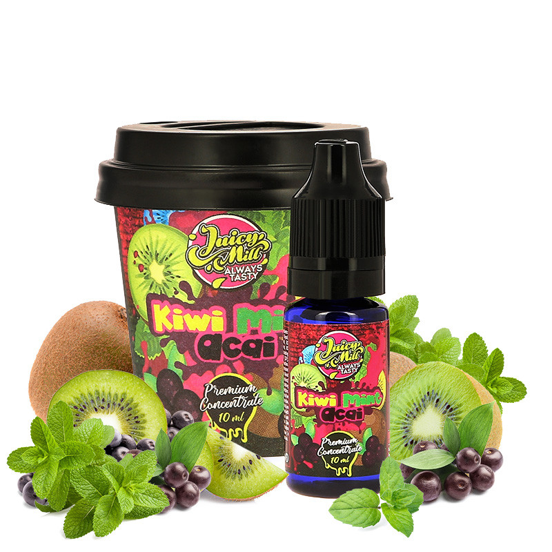 Juicy Mill Kiwi Mint Acai