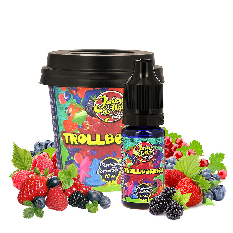 Juicy Mill TrollBerries