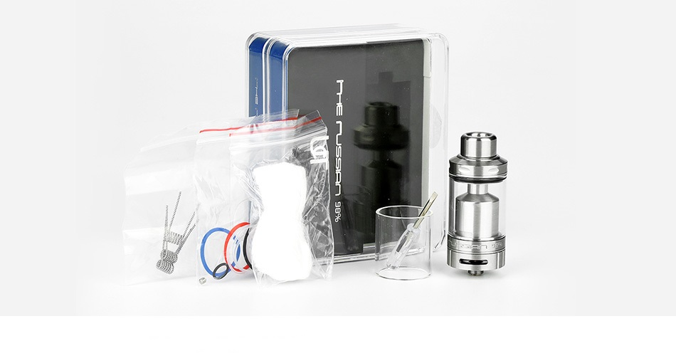 UCT The Russian 98% RTA 5ml
