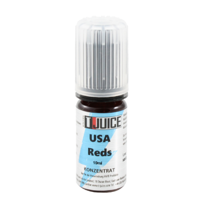 T-Juice USA Reds Concentrate 10ml