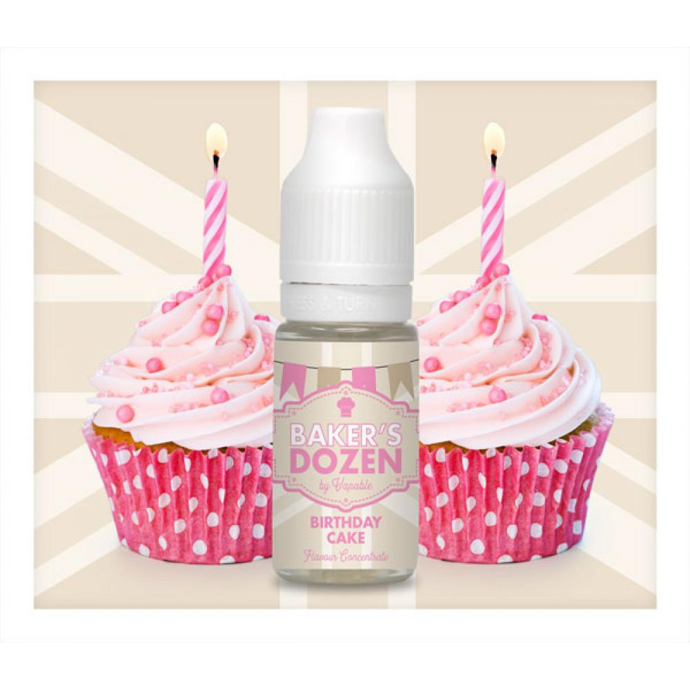 Baker's Dozen Birthday Cake 10ml