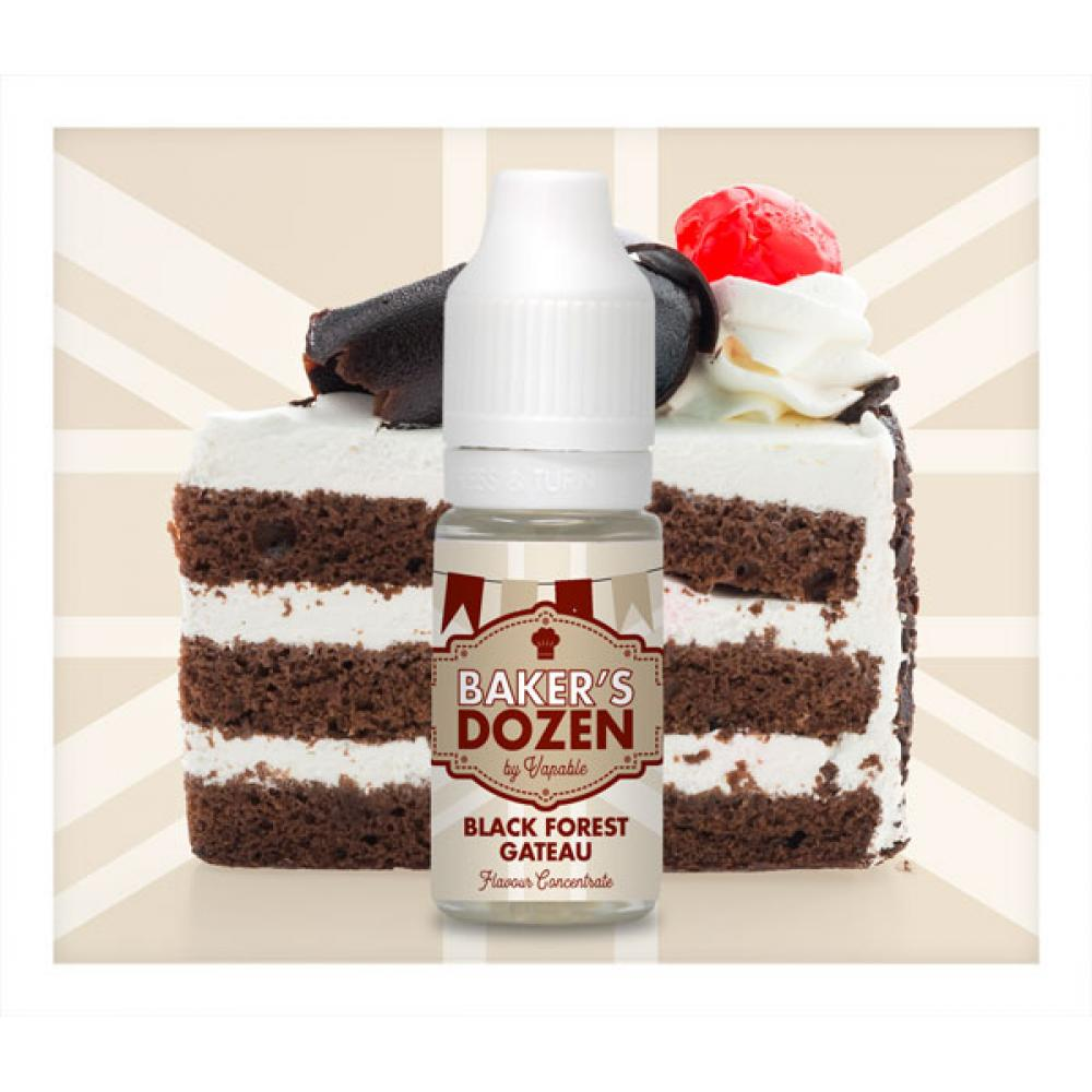 Baker's Dozen Black Forest Gateau 10ml