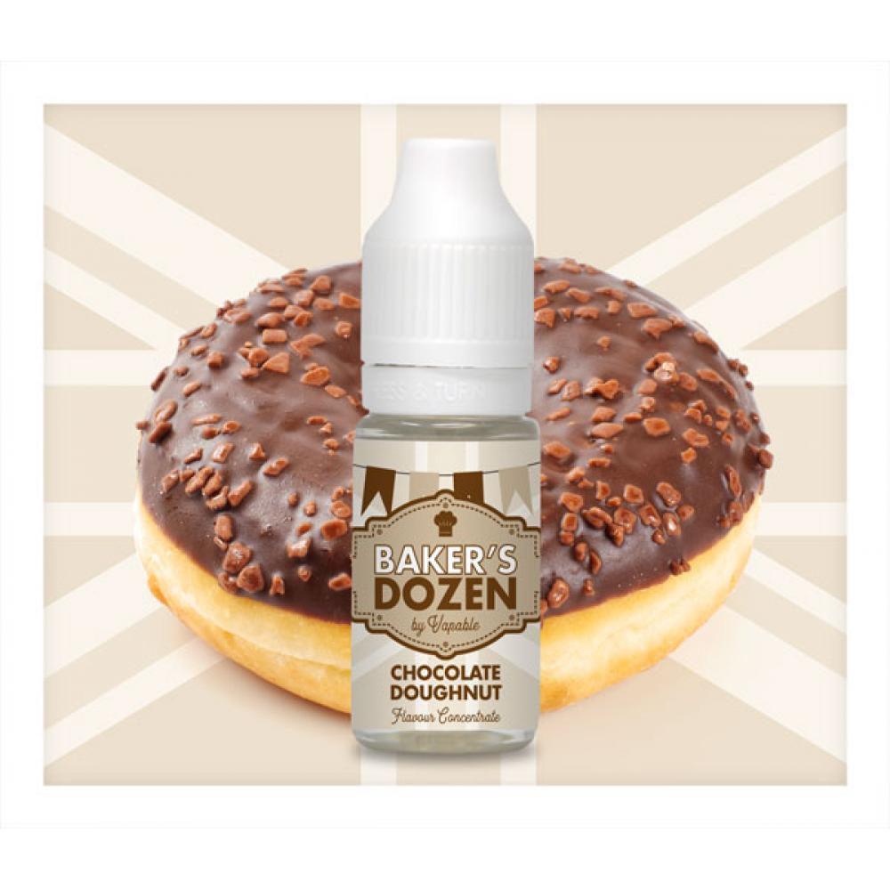 Baker's Dozen Chocolate Doughnut 10ml